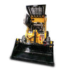 petrol engine mini loader dingo digger