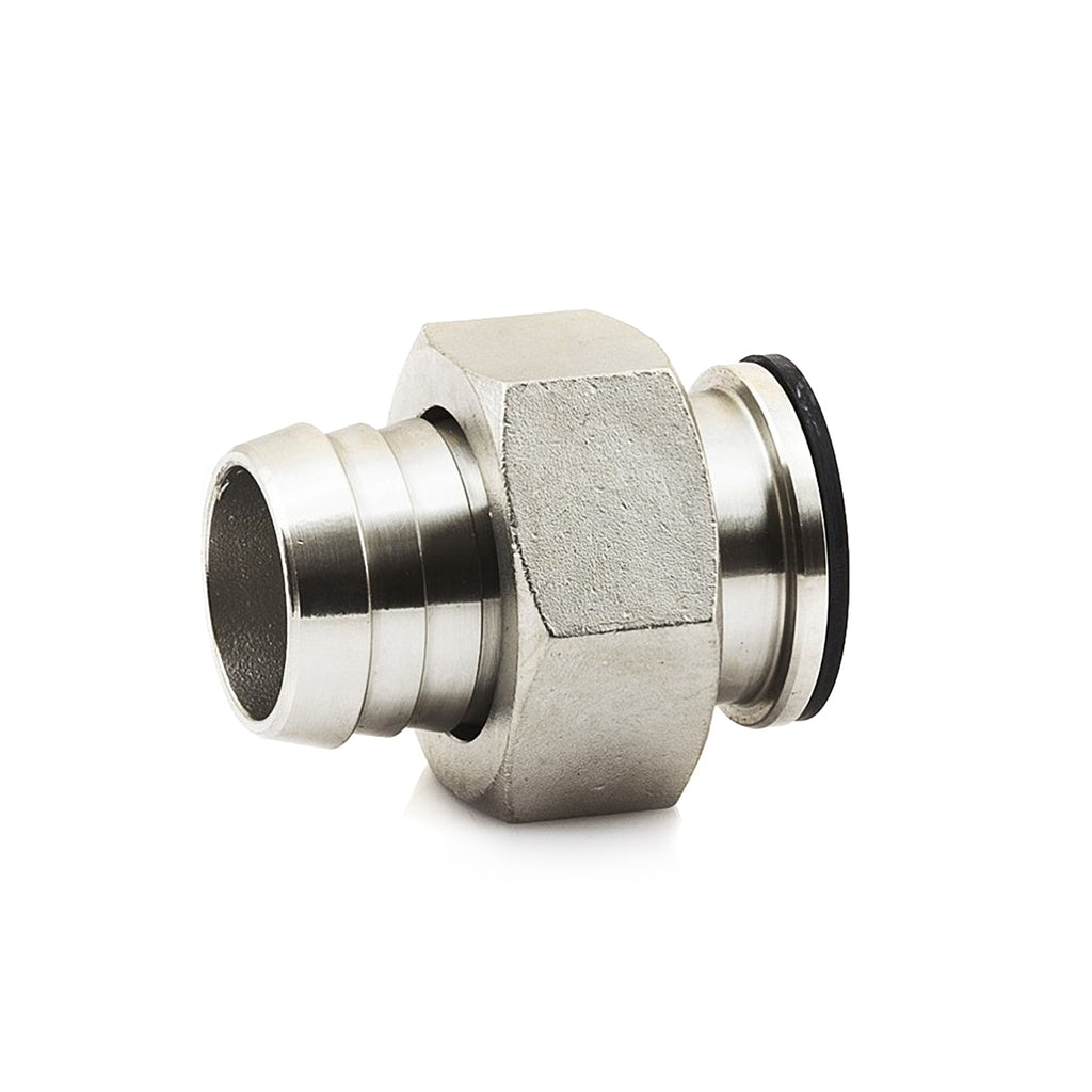 Nut Hose Tail Swivel Pipe Fitting Stainless