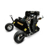 PADDOCK Lawn Mower tow behind quad bike