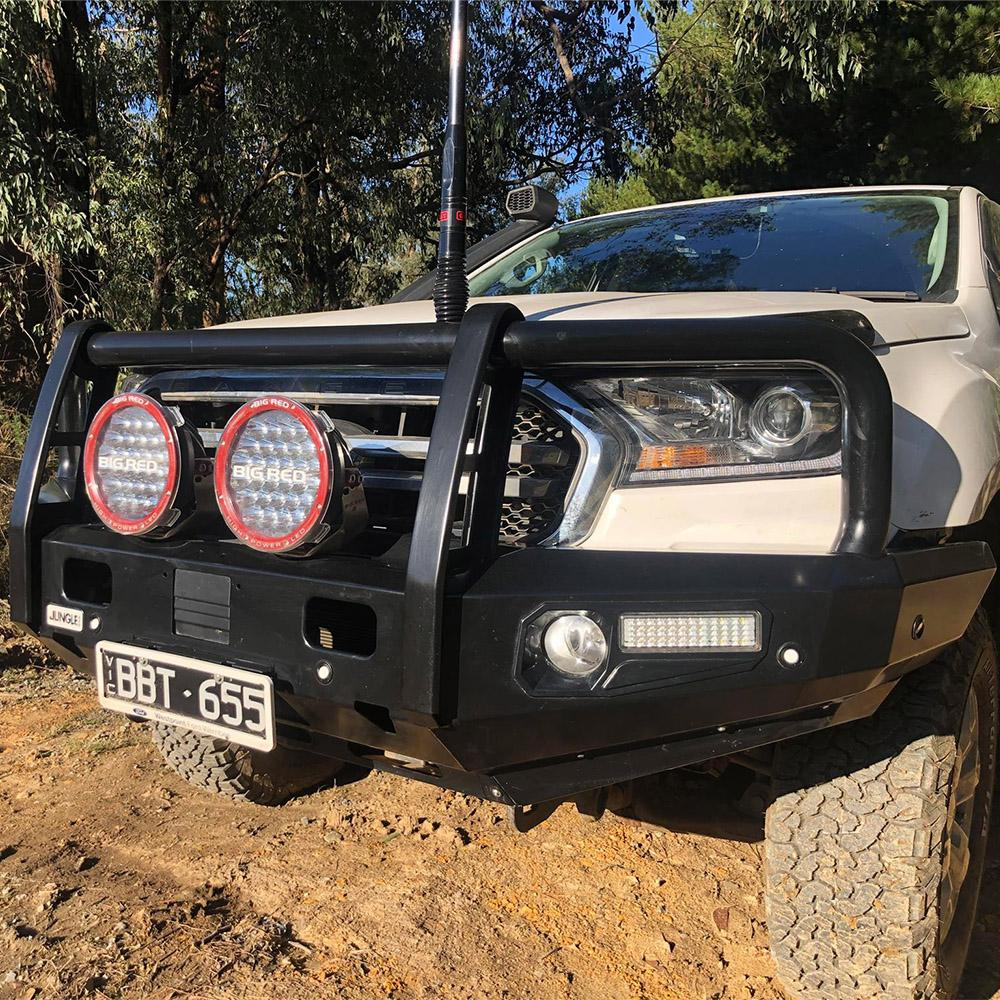 Ford Ranger PX3 2018 bullbar Jungle