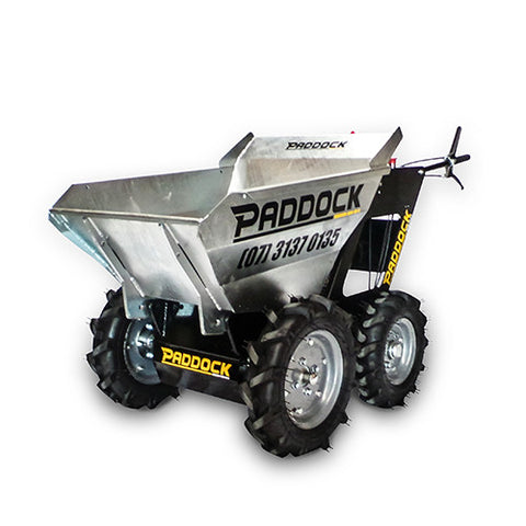 Power Wheel Barrow