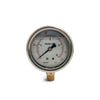 oil pressure gauge analogue