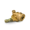 pressure washer pivot coupling