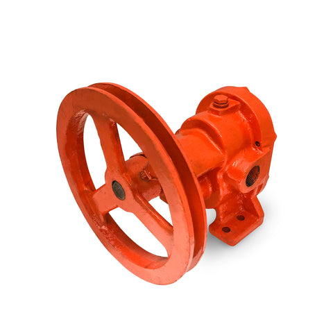 Pulley Drive Gear Pump