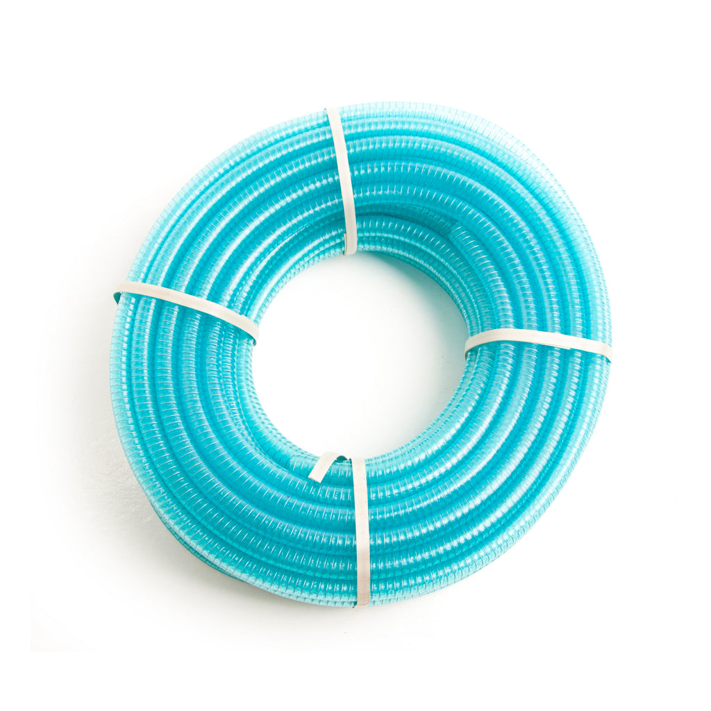 Pump suction hose wire reinforced