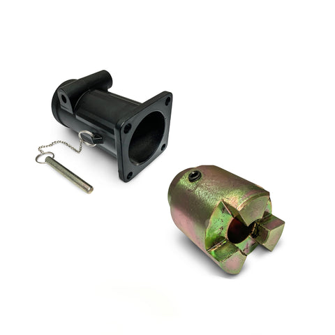 3-Dog Motor Coupling Kit