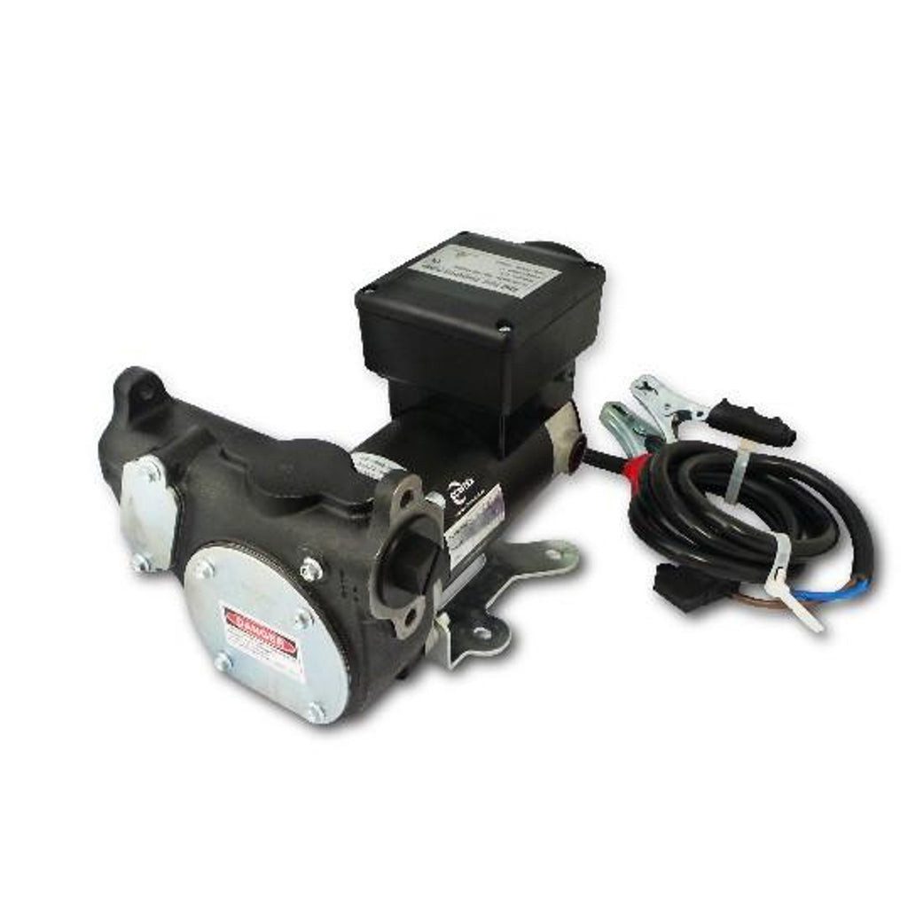 Diesel transfer pump 12v high flow 57lpm truck fueling