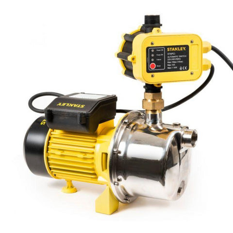 Stanley Home Water Pressure Pump