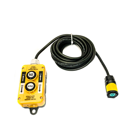 Sherpa Wired Winch Remote