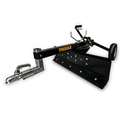 Paddock Tow Behind Blade Or Scraper For Quad Bikes Atvs