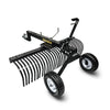 Pull Behind Rake for Ride on mower