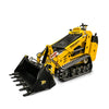 paddock machinery mini tracked diesel loader