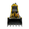 tracked loader with 4in1 bucket diesel fuel engine