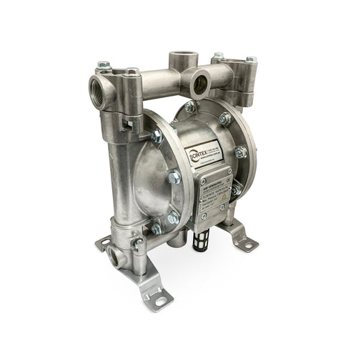 Air Diaphragm Pump - Aluminium