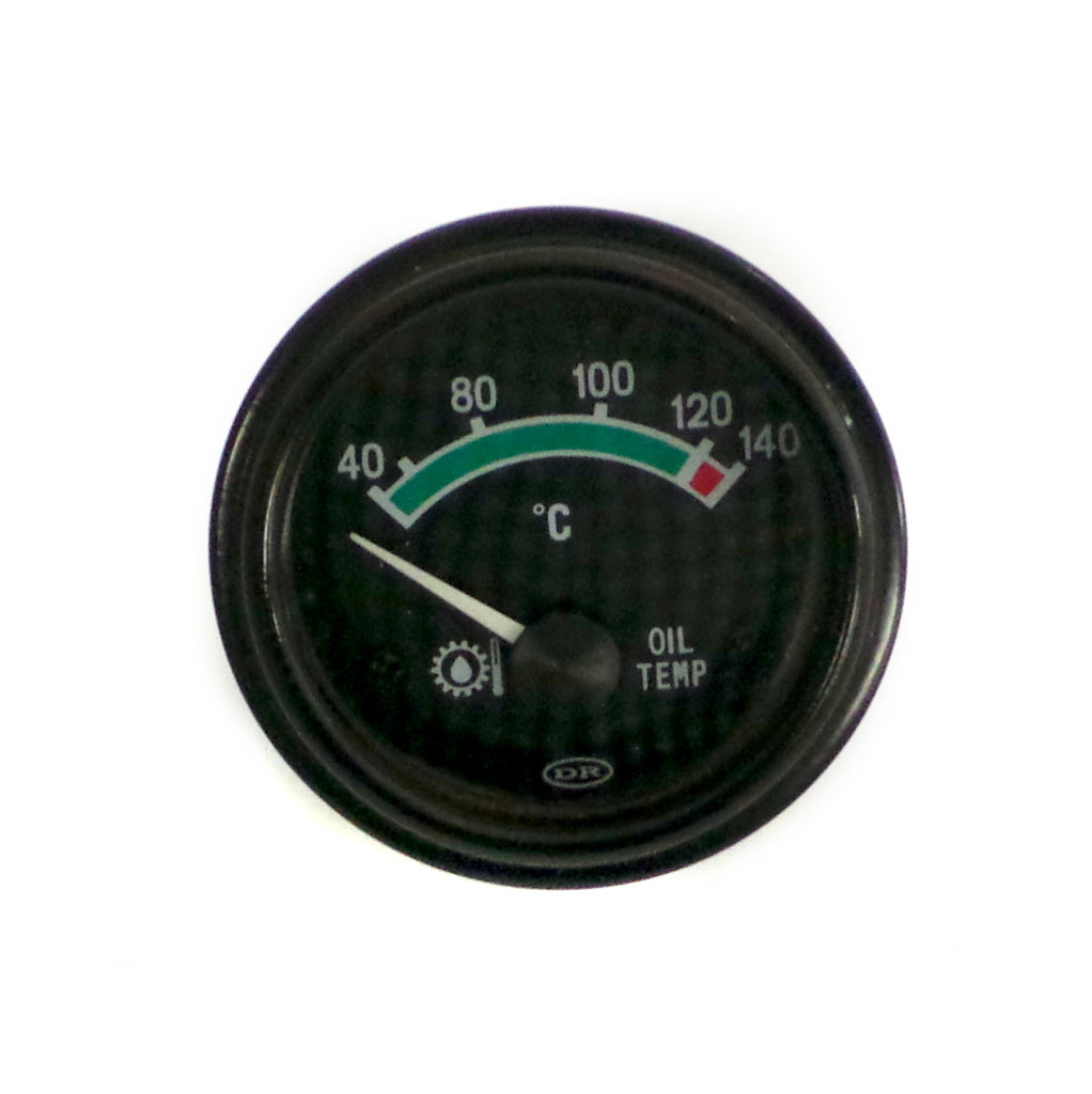 mini loader spare parts oil temperature gauge