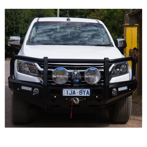 Holden Colorado Bull Bars 2018+
