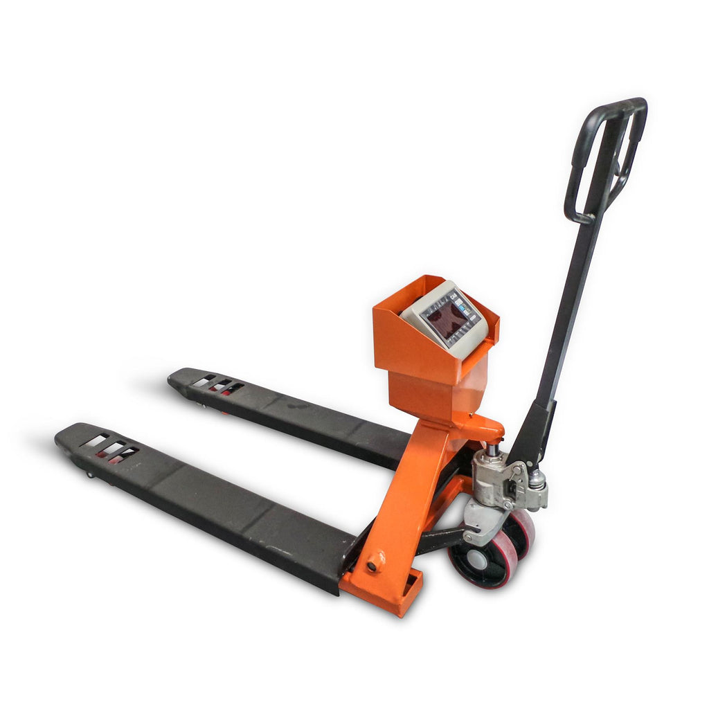 pallet jack weigh scale