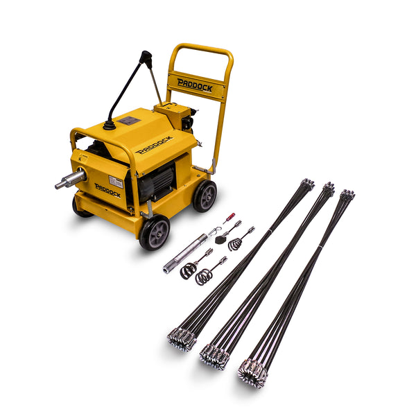 Rodder Drain And Sewer Pipe Cleaning Machines Paddock