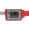digital fuel nozzle with flow meter