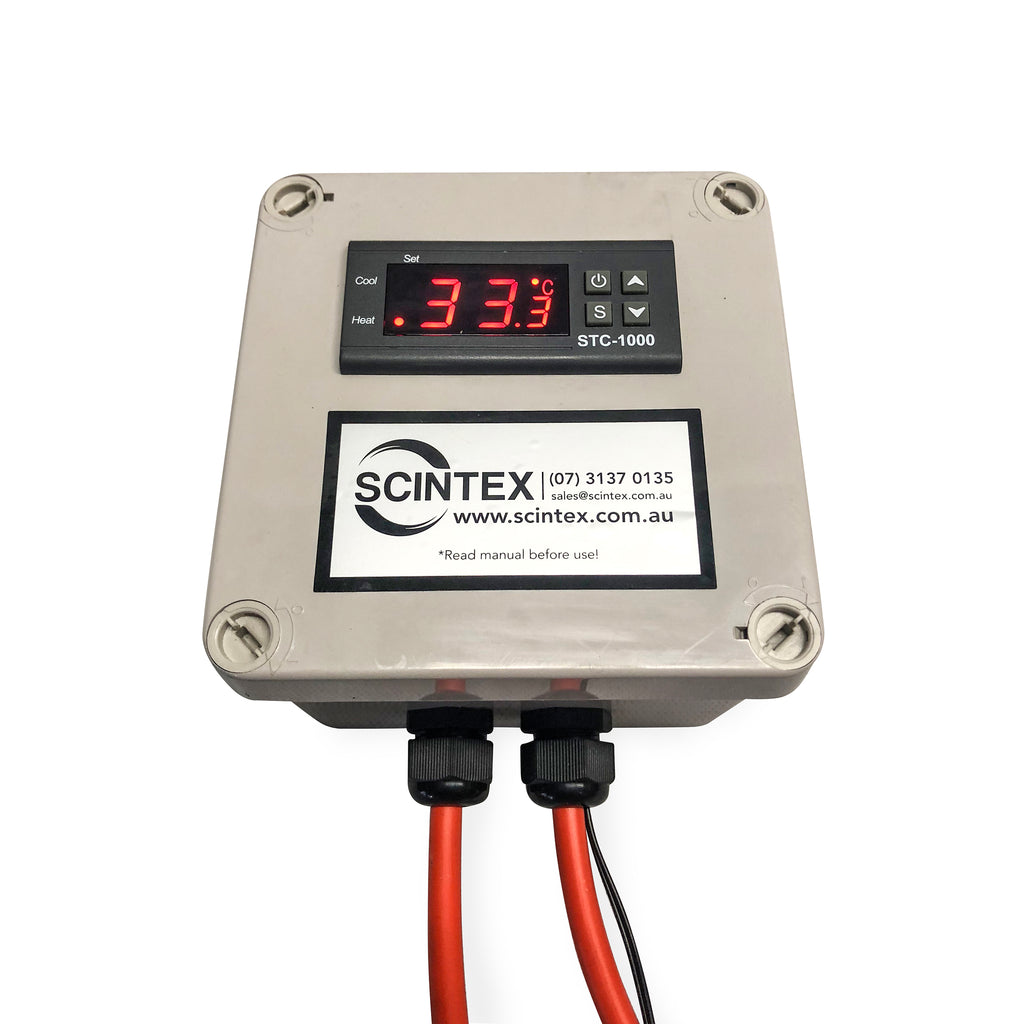 Immersion Heater With Digital Thermostat Scintex Australia Wiring Installation Instructions Drum 2 Screw In