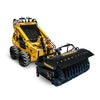 hydraulic sweeper for mini loader