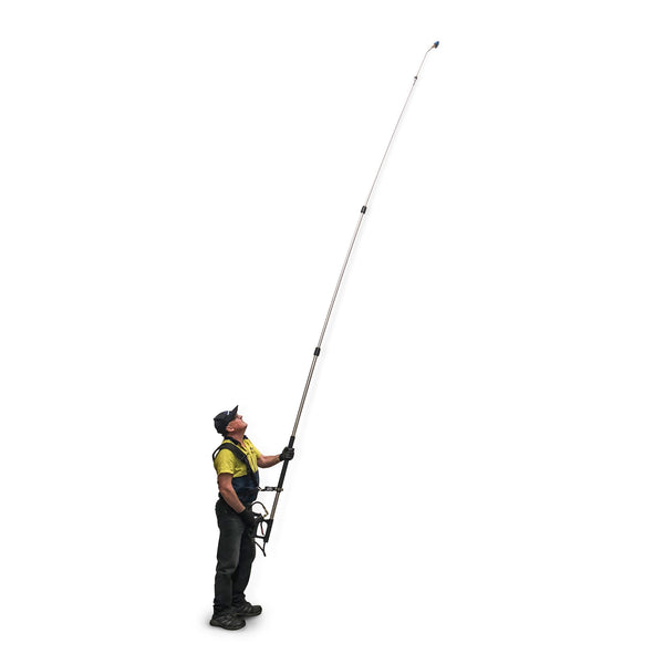Telescopic Extension Wand Or Lance Attachment For High
