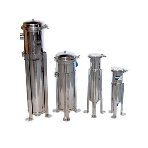 Filter Housing (Stainless Steel)