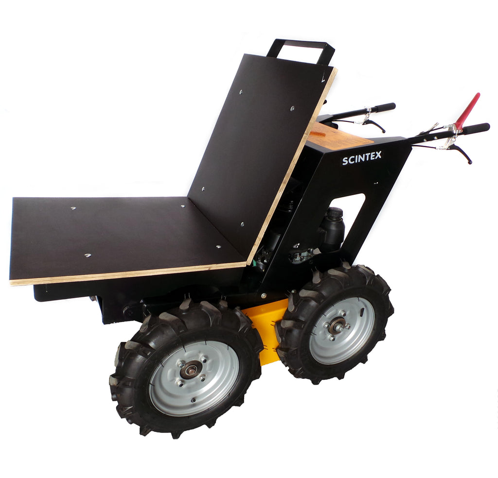 motorised barrow flat bed accessories