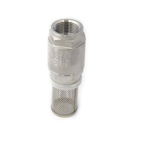 Inlet Strainer & Foot Valve