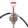 Piston drum pumps for fuel diesel unleaded petrol