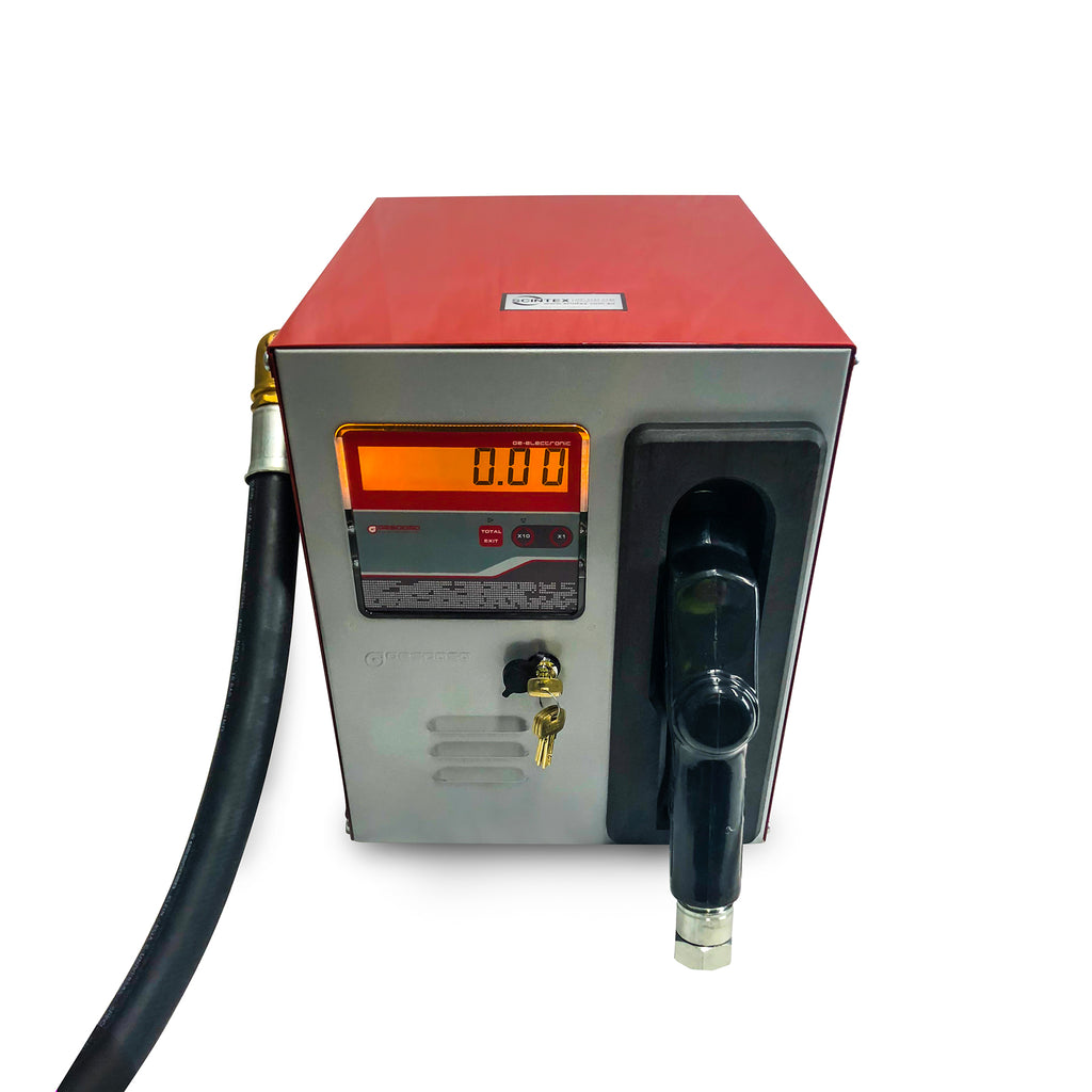 Gespasa 90E-12v Diesel refueling station 12v digital continuous duty