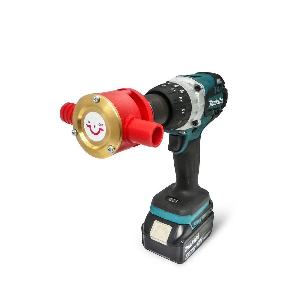 drill powered pump by Gespasa