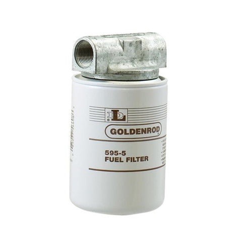 Golden Rod Spin-On Fuel Filter