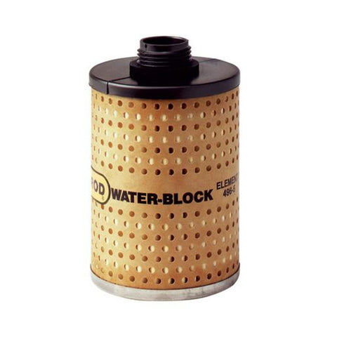 Golden Rod Water Block Filter Element