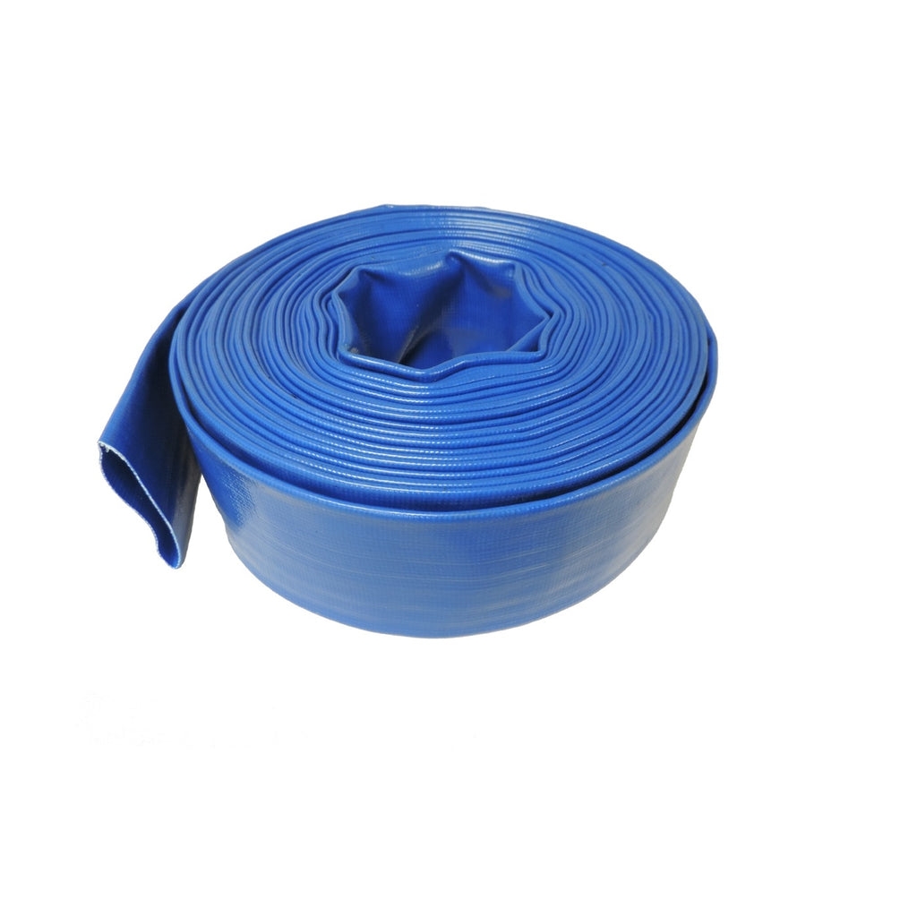 lay flat water hose fire fighting irrigation