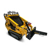 mini loader tree stump lifter dingo toro kanga paddock