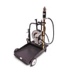 oil service drum pumping kit with trolley