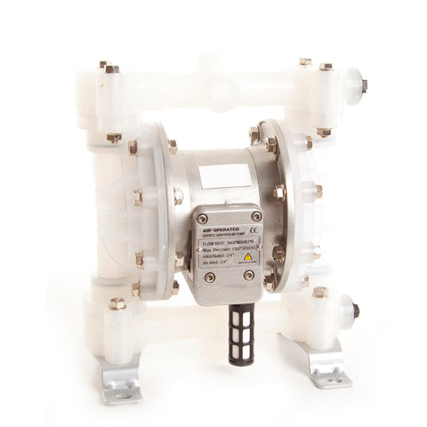 Air Driven Diaphragm Pump - Polypropylene