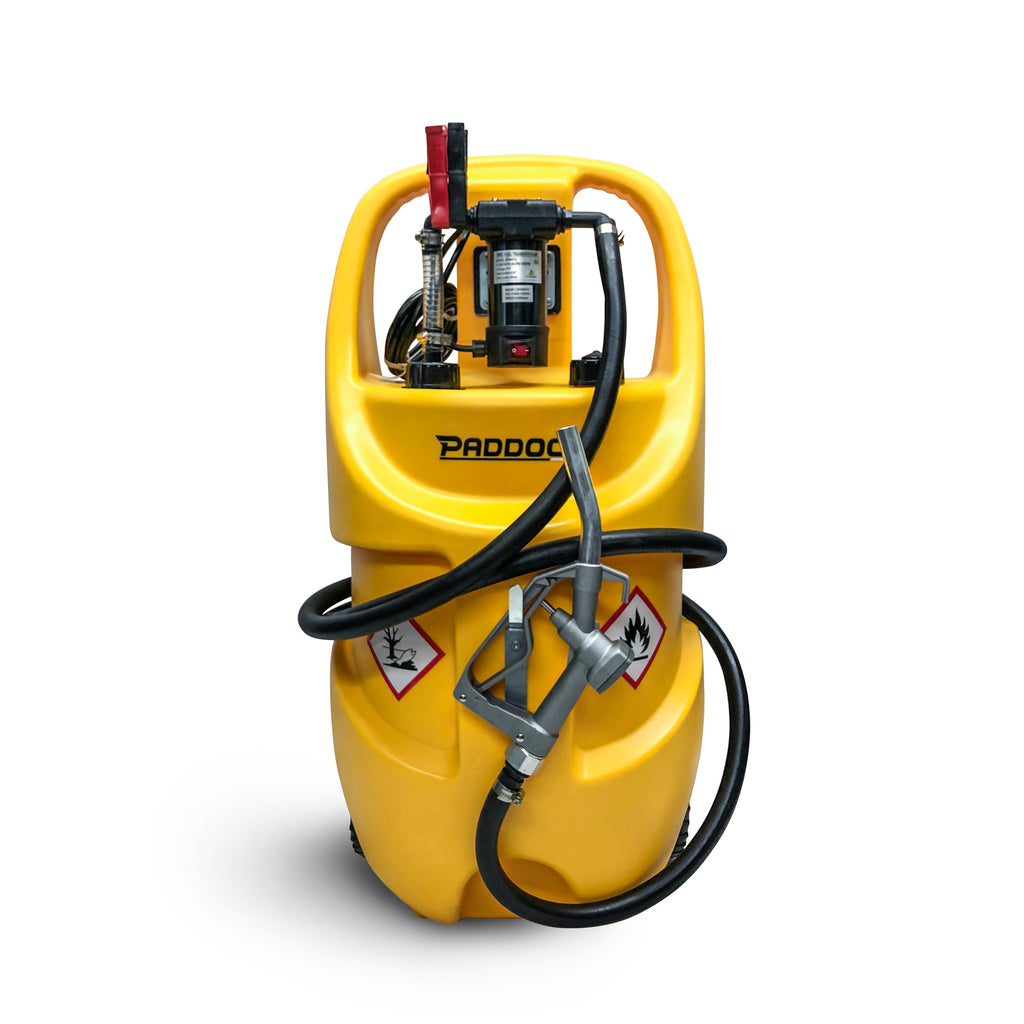 diesel fuel tanks portable with electric pump