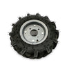 Power barrow spare wheel tube rim and tyre