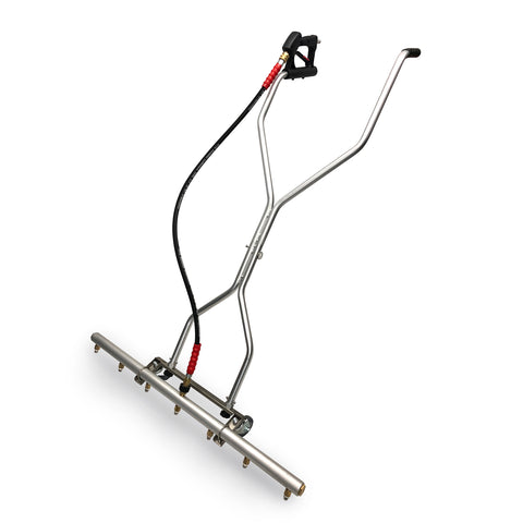 Wheeled Water Broom Pressure Washer Cleaners
