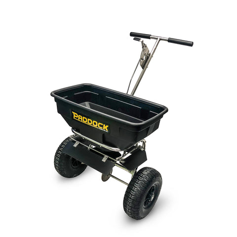 Walk Behind Spreader 125Lb