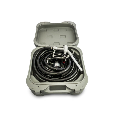 Portable Diesel Transfer Pump Kit