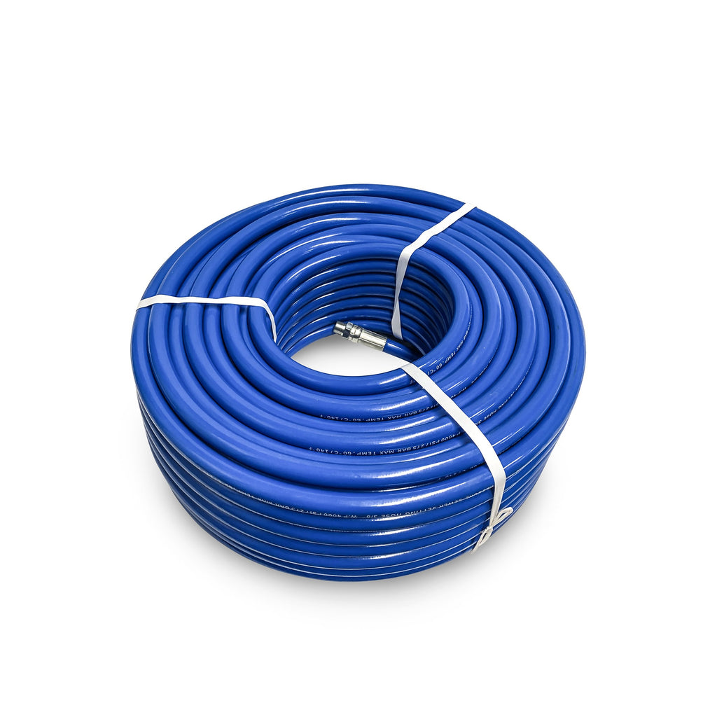 sewer jetting and cleaning high pressure washer hoses