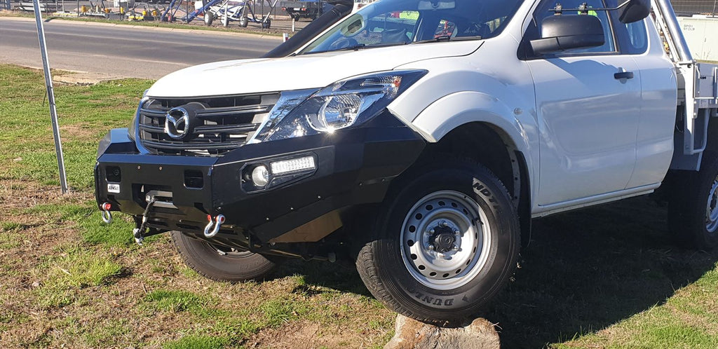 Mazda bt50 Bull Bar kit