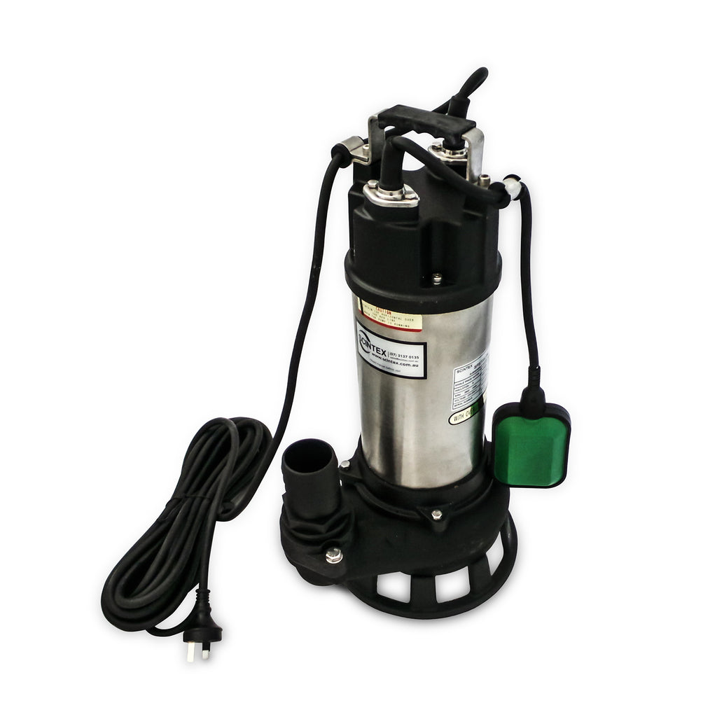 submersible pump transfer high flow volume fast dam bore water brisbane