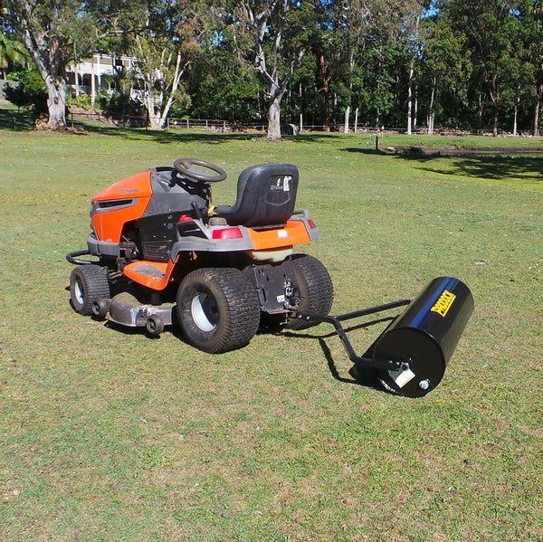 Lawn Roller Parts : Tow behind lawn roller for ride on mowers scintex australia