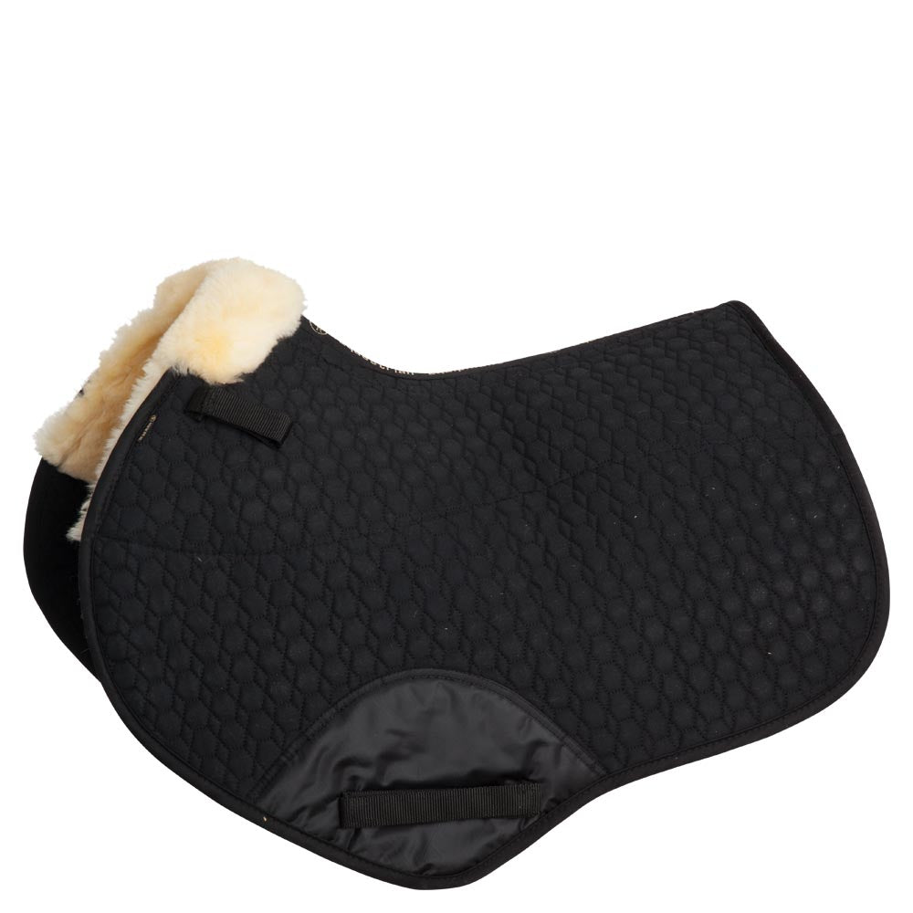 BR Saddle Pad Plush Spinal Clearance General Purpose