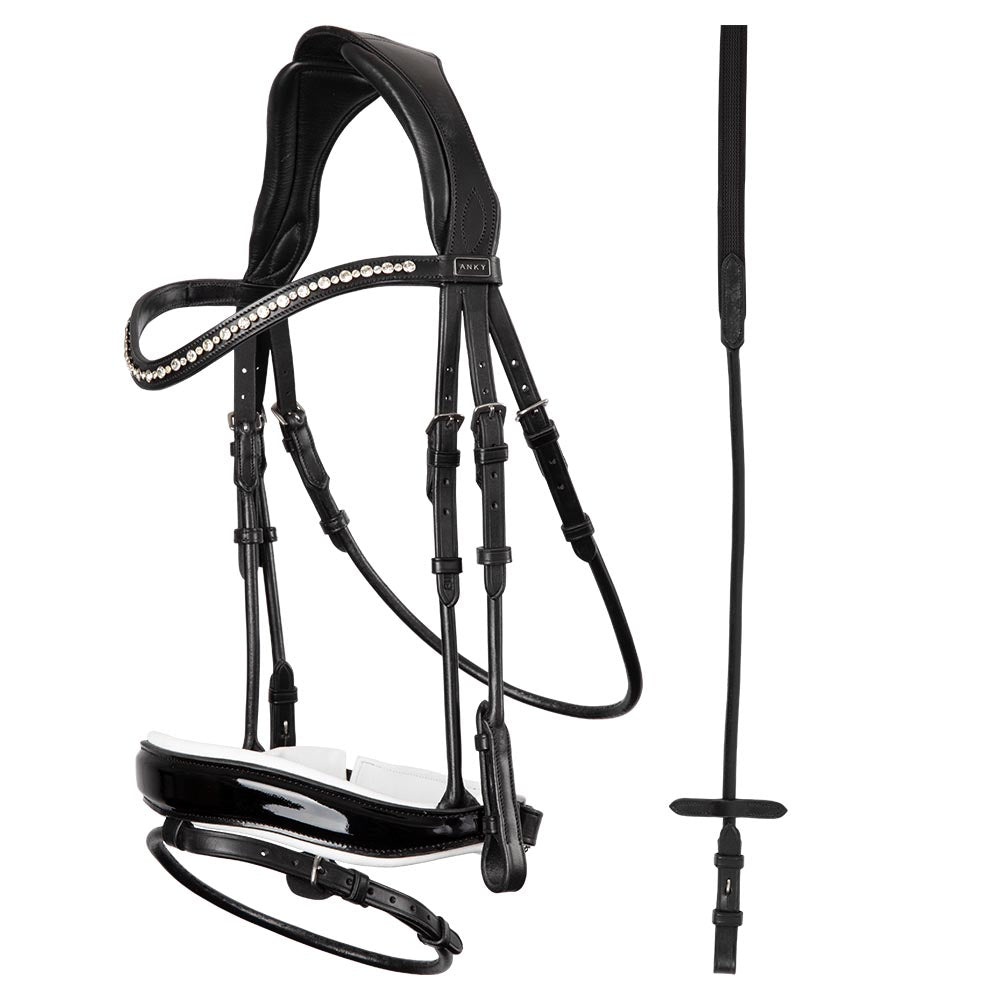 ANKY® Bridle Comfort Fit Anatomical