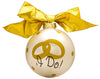GB018 - I Do! Glass Ball Christmas Ornament